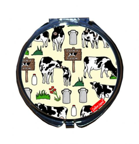 Selina-Jayne Cows Limited Edition Compact Mirror